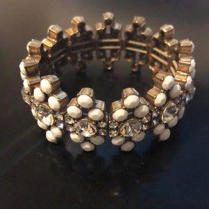 J. Crew Vintage Elastic Bracelet